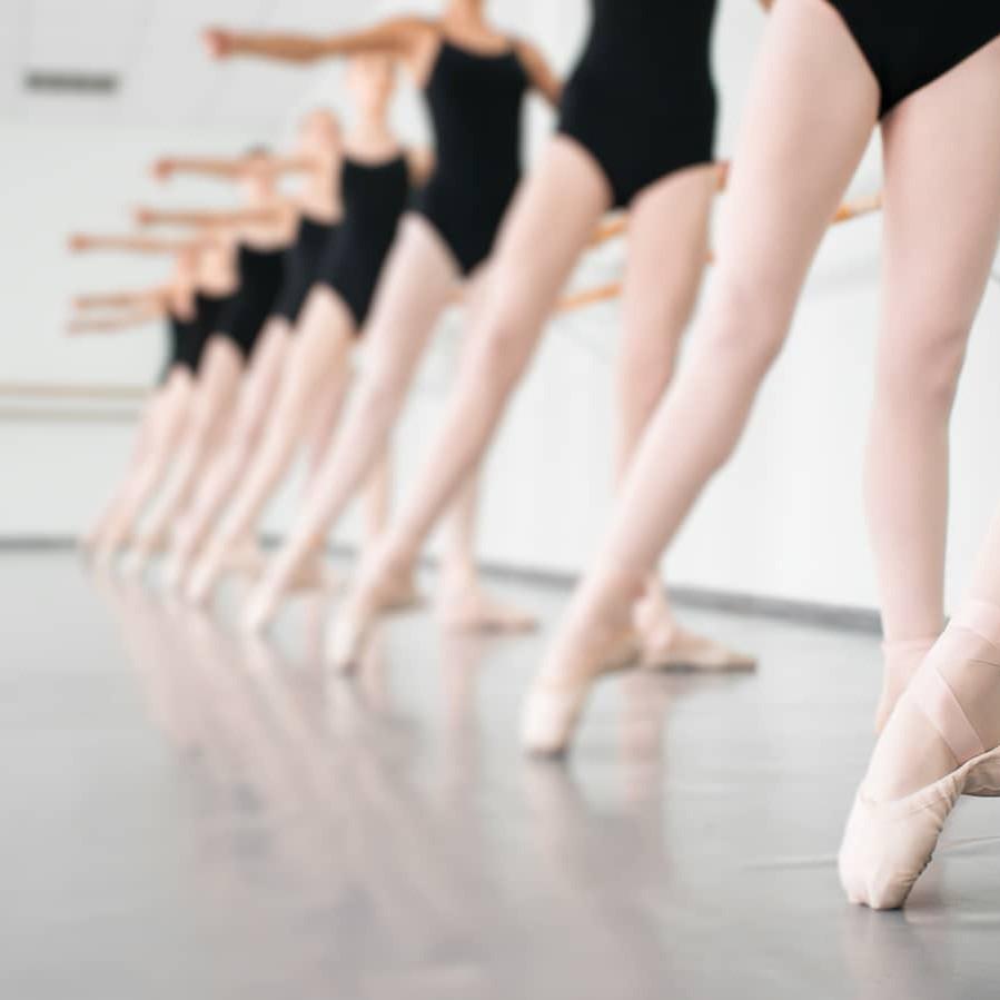 Balletles bij Balletschool Petra