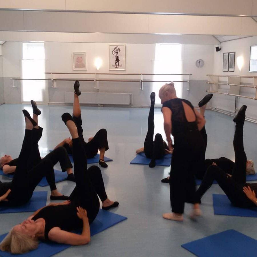 Houdingslessen bij Balletschool Petra