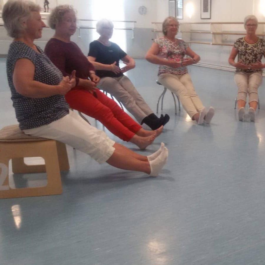 Ismakogie bij Balletschool Petra